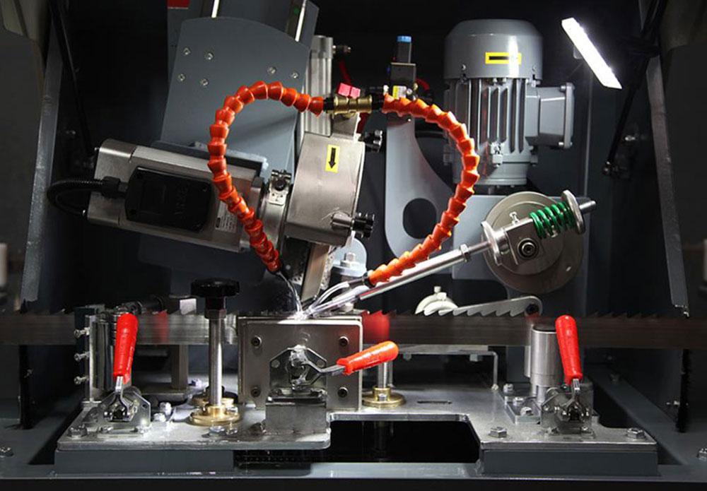 Şerit Testere Bileme Makinası