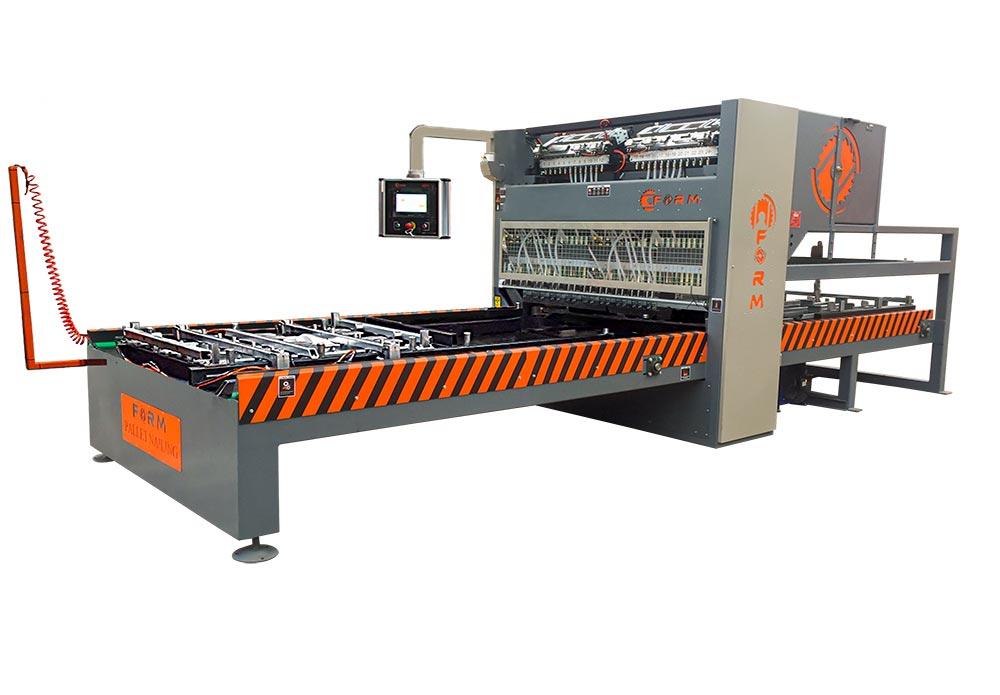 Palet Çakım Makinesi (Uzun)