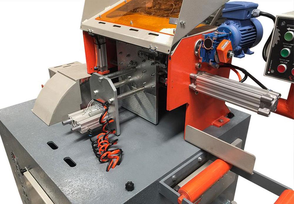 Takoz Kesme Makinası (pnömatik)