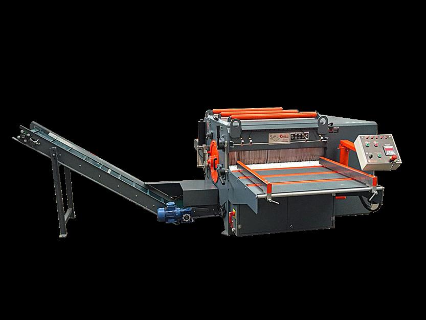 Çift Kenar Alma ve Dilimleme Makinası CKADM 160